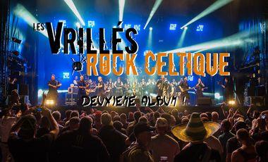 Visueel van project les Vrillés - deuxième albuuuuuuuum !!!!