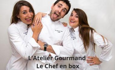 Visueel van project Le Chef en box : l'Atelier