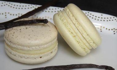 Project visual Bonheur et Macarons