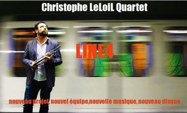 Project visual Christophe LeLoiL LINE4