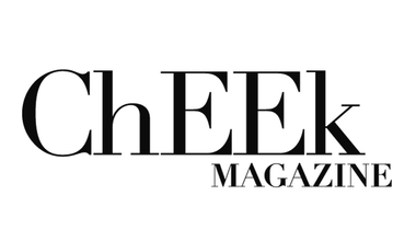 Visueel van project Cheek Magazine