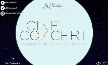 Visuel du projet Ciné-concert par les étincelles