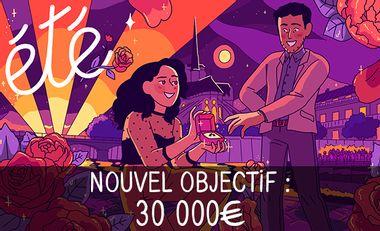 Visueel van project ÉTÉ saison 3