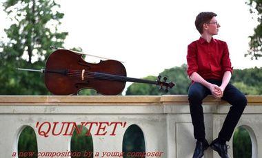 Visueel van project Quintet - a new composition