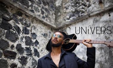Visuel du projet UNiVERS, premier album d'ISNEL