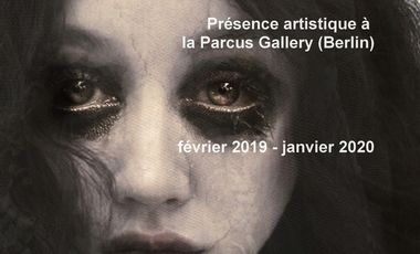 Visueel van project Présence artistique à la Parcus Gallery (Berlin)