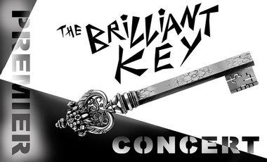 Visuel du projet The Brilliant Key : premier concert