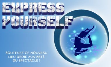 Project visual Académie Express Yourself