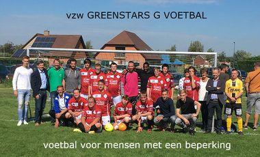 Project visual Greenstars G voetbal