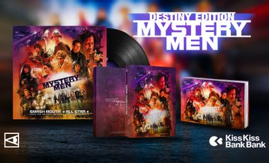 Project visual Mystery Men Destiny Edition