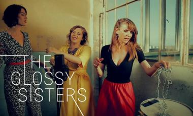 Visueel van project The Glossy Sisters / NOUVEL ALBUM
