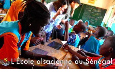 Project visual Découverte culturelle et actions de bénévolat au Sénégal