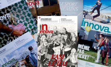 Visueel van project Innova 2019 : faites vos jeux