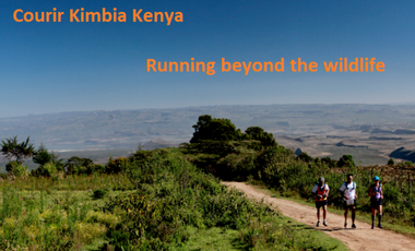 Visuel du projet Courir pour Kimbia Kenya - Running beyond the wildlife