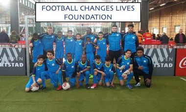 Project visual Football Changes Lives foundation