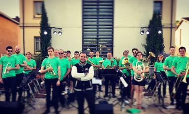 Visueel van project Brass Band de Lyon Junior