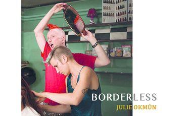 Visuel du projet BORDERLESS, le livre photographique de Julie Okmûn