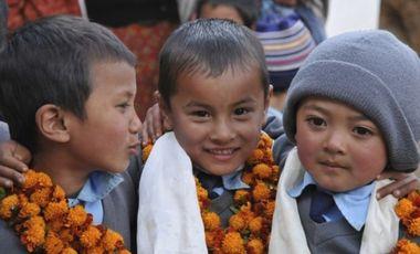 Visueel van project Projet scout (SGDF) : une action de solidarité internationale au Népal