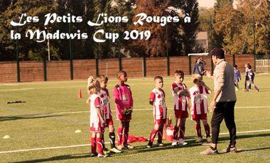 Project visual Les petits Lions Rouges à la Madewis Cup 2019