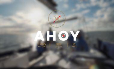Visueel van project AHOY - Tour de l'Atlantique contre la Muco
