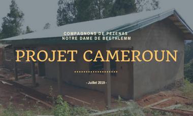 Project visual Les Compas dans l'œil en route pour le Cameroun
