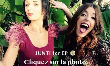 Visueel van project JUNTI 1er EP