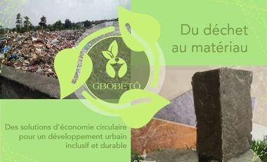 Visuel du projet Lutte contre la pollution plastique et la pauvreté à Porto-Novo (Bénin)