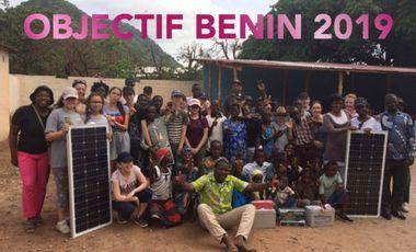 Visueel van project OBJECTIF BENIN - NOUVELLE CAMPAGNE