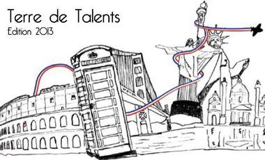 Visuel du projet Terre de Talents 2013