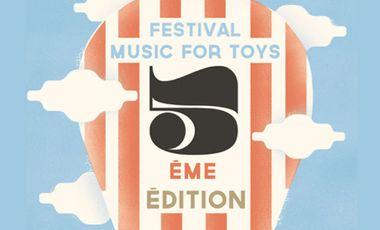 Visuel du projet Music for Toys Festival, un festival dédié aux instruments jouets