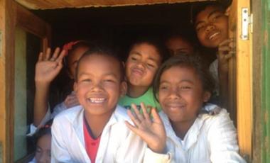 Visueel van project De l'électricité pour les Orphelins Malgaches !