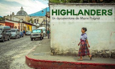 Visueel van project Highlanders