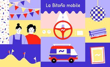 Project visual La Bitoño mobile