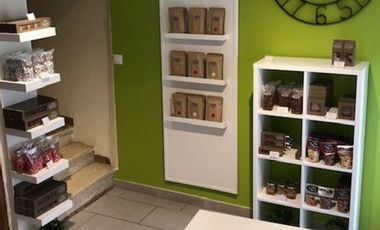 Visuel du projet Amande Olive et Chocolat