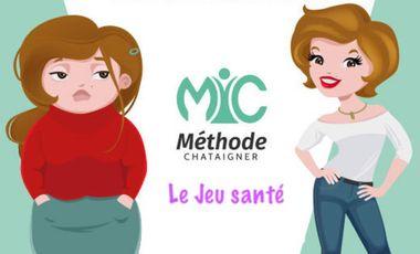 Project visual Le jeu santé, Méthode Chataigner