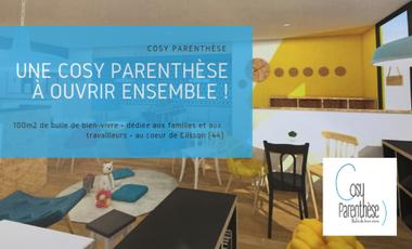 Visueel van project Soutenez Cosy Parenthèse... et appuyez sur pause !