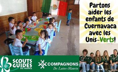 Visuel du projet Un toit pour les enfants de Cuernavaca