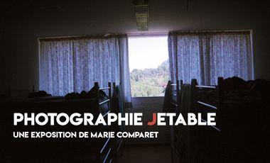 Visuel du projet PHOTOGRAPHIE JETABLE
