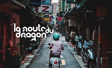 Project visual La route du Dragon
