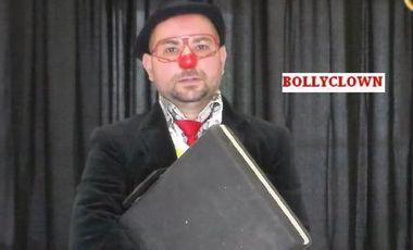 Project visual Bollyclown
