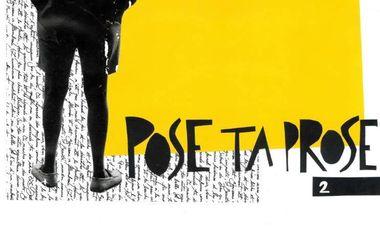 Visuel du projet Festival POSE TA PROSE 2ème édition