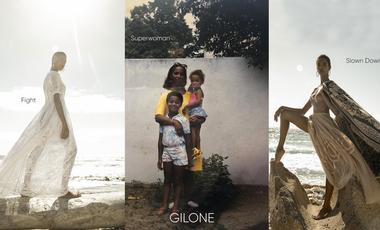 Visueel van project Gilone : Producing my 1st album and music videos :)