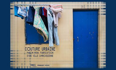 Visueel van project Couture Urbaine, Fabrication d'une ville cambodgienne