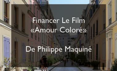 """Visueel van project Court-métrage """"Amour Coloré"""""""