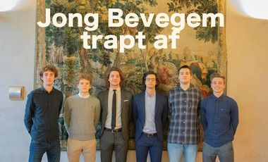 Project visual Opstartfase Jong Bevegem