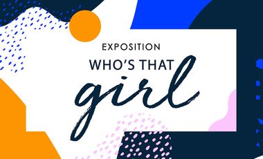 Project visual Expo GLORIA ! Who's that girl