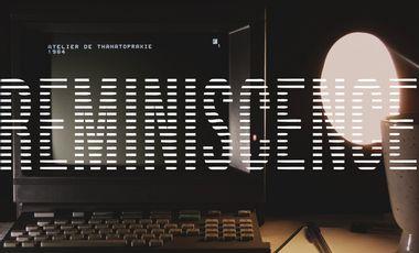 Visueel van project Réminiscence, un court-métrage réalisé par des lycéens !