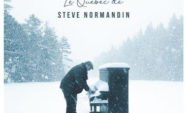 "Visueel van project CD chansons nouvelles ""Québec - Steve Normandin"""