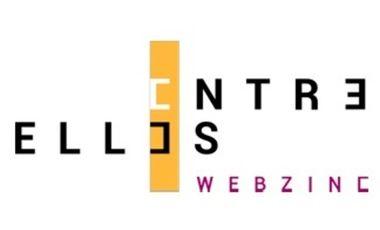 Visueel van project Entre'Elles webzine