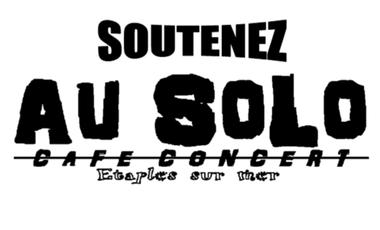 Project visual Café-concert Au SoLo